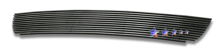 Nissan Pathfinder  2008-2012 Polished Lower Bumper Aluminum Billet Grille