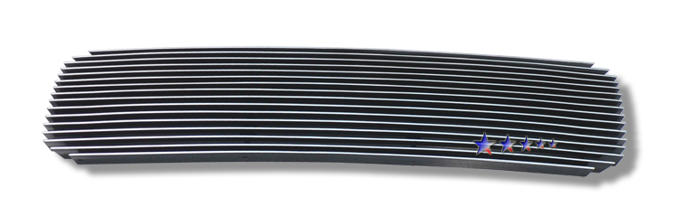 Nissan Titan  2008-2012 Polished Lower Bumper Aluminum Billet Grille