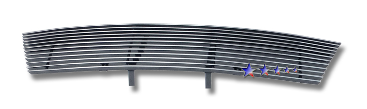 Nissan 370z  2009-2012 Polished Lower Bumper Aluminum Billet Grille