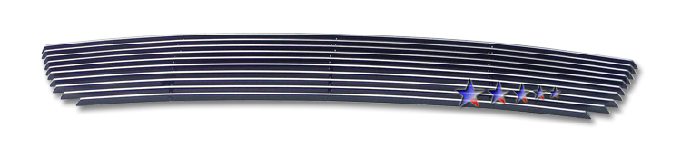 Nissan Altima  2010-2012 Polished Lower Bumper Aluminum Billet Grille
