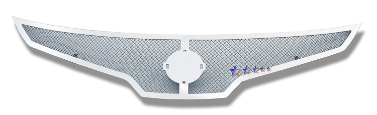 Nissan Murano  2009-2010 Chrome Main Upper Mesh Grille