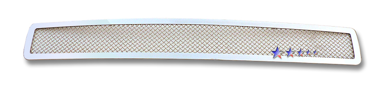 Nissan Maxima  2009-2012 Chrome Lower Bumper Mesh Grille