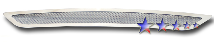 Infiniti G37 Coupe 2008-2010 Chrome Lower Bumper Mesh Grille