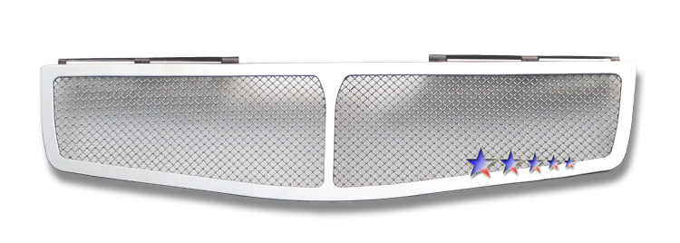 Nissan Maxima  2004-2006 Chrome Main Upper Mesh Grille
