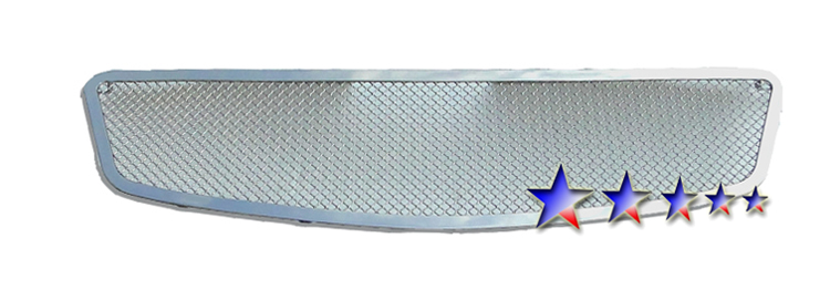 Nissan Altima  2005-2006 Chrome Main Upper Mesh Grille