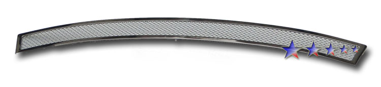 Nissan Altima  2005-2006 Chrome Lower Bumper Mesh Grille