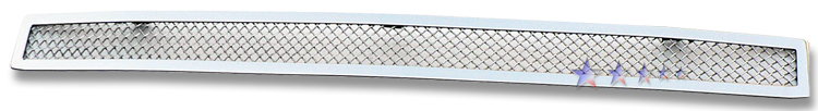 Infiniti Fx35  2003-2005 Chrome Lower Bumper Mesh Grille