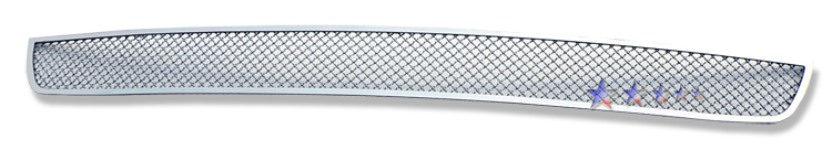 Nissan Frontier  2005-2011 Chrome Lower Bumper Mesh Grille