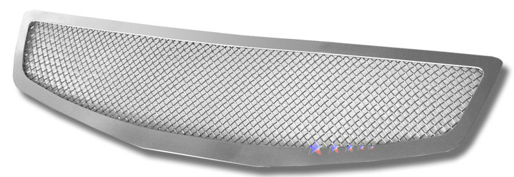 Nissan Maxima  2007-2008 Chrome Main Upper Mesh Grille