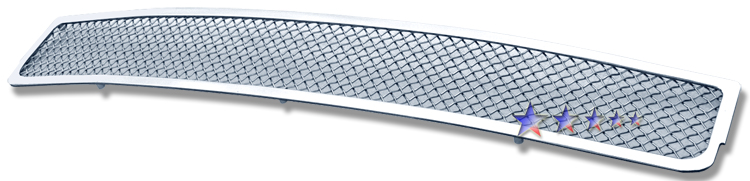 Nissan Maxima  2007-2008 Chrome Lower Bumper Mesh Grille
