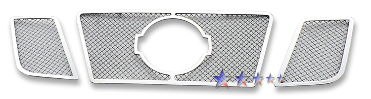 Nissan Armada  2008-2012 Chrome Main Upper Mesh Grille