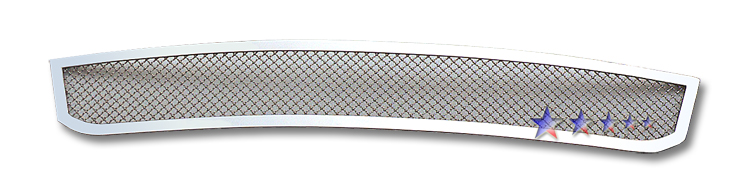 Nissan Altima  2007-2009 Chrome Lower Bumper Mesh Grille