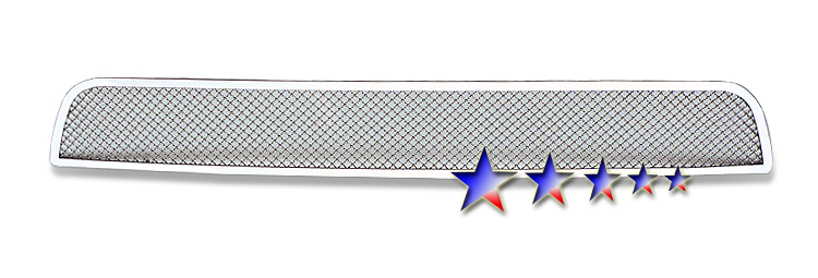 Nissan Pathfinder  2008-2012 Chrome Lower Bumper Mesh Grille