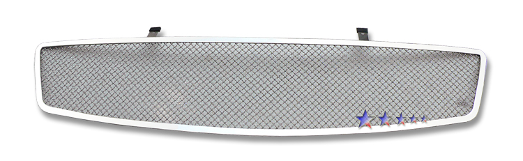 Infiniti G35  2007-2008 Chrome Main Upper Mesh Grille