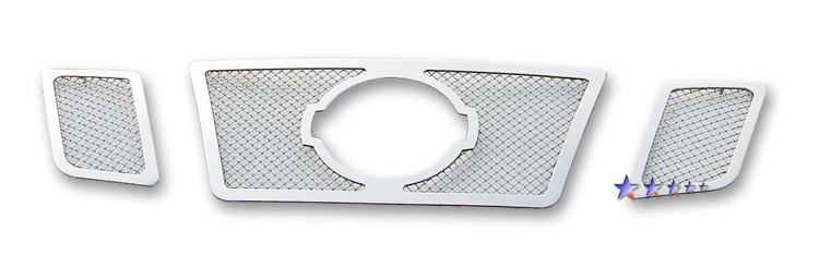Nissan Frontier  2009-2012 Chrome Main Upper Mesh Grille