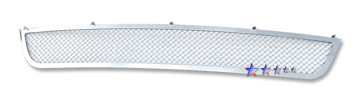 Nissan Altima  2010-2012 Chrome Lower Bumper Mesh Grille