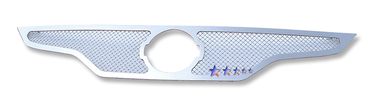 Nissan Altima  2010-2012 Chrome Main Upper Mesh Grille