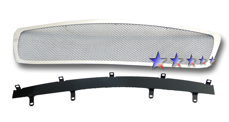 2006-2008 Infiniti Fx  Chrome Mesh Grille - Main Upper
