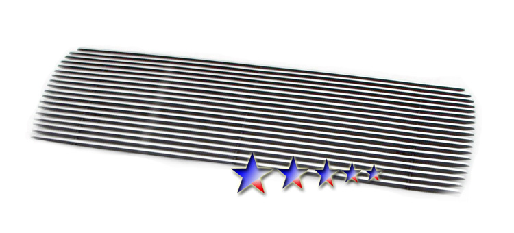 Nissan Titan  2004-2012 Polished Lower Bumper Aluminum Billet Grille