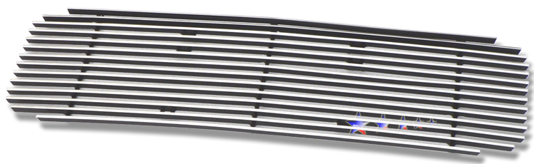 Nissan Titan  2004-2012 Polished Lower Bumper Stainless Steel Billet Grille