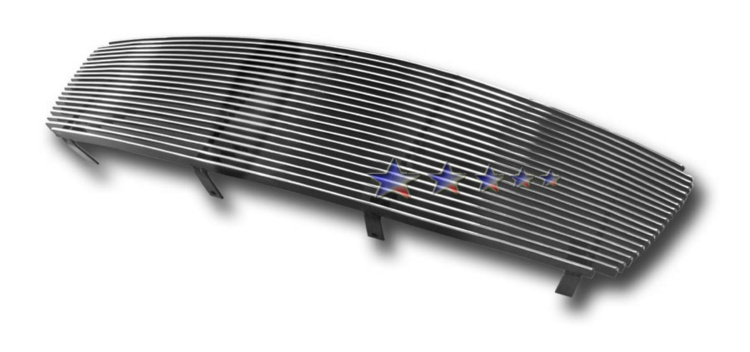 Infiniti Fx35  2003-2008 Polished Main Upper Aluminum Billet Grille