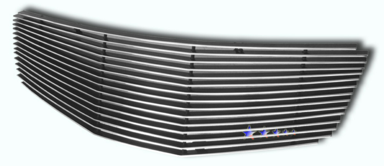 Nissan Maxima  2007-2008 Polished Main Upper Aluminum Billet Grille