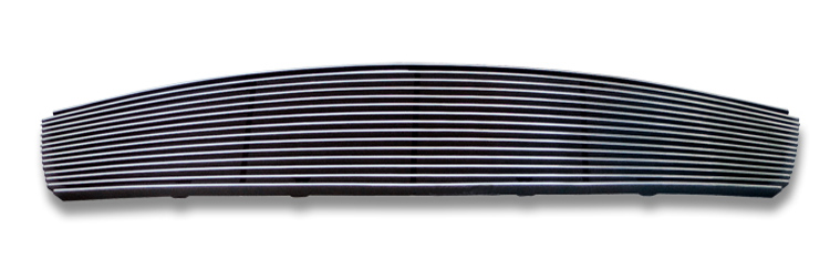 Infiniti G35  2007-2008 Polished Main Upper Aluminum Billet Grille