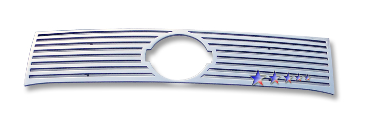 Nissan Cube  2009-2012 Polished Main Upper Perimeter Grille
