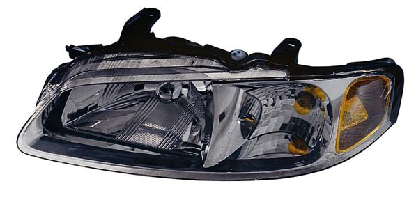 Nissan Sentra 2002-2003 CA, GXE, EX Drivers Side Headlight
