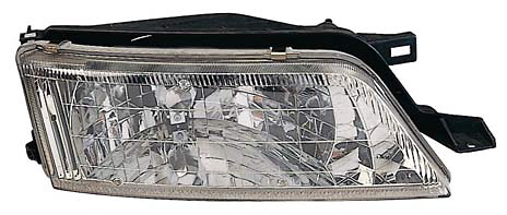 Nissan Maxima 97-99 Passenger Side Replacement Headlight