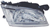 1999 Nissan Altima  Passenger Side Replacement Headlight