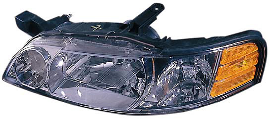 Nissan Altima 00-01 Driver Side Replacement Headlight