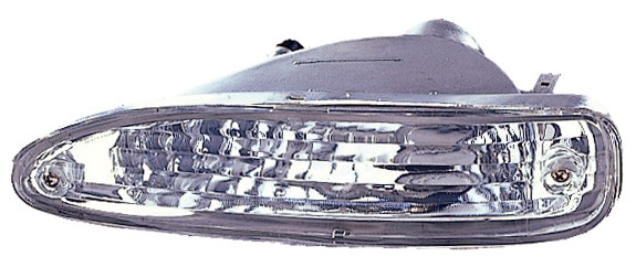 Nissan 240SX 91-94 Diamond Clear Bumper Lights