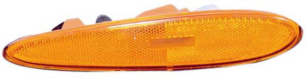 Nissan Maxima 00-01 Passenger Side Amber Replacement Side Marker Light