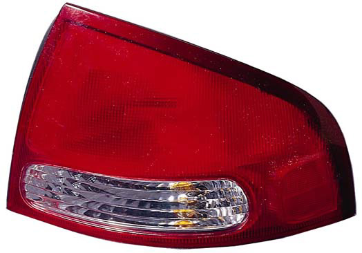 Nissan Sentra 2000-2003 Drivers Side Tail Light