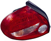 Nissan Maxima (GXE and GLE ONLY) 00-01 Passenger Side Replacement Tail Light