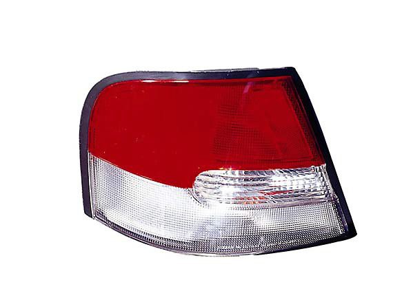 Nissan Altima 1999 Limited Edition Driver Side Replacement Tail Light