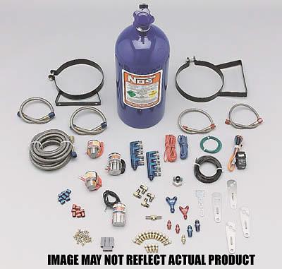 Universal V-8 NOSzle� Nitrous Oxide Kit