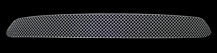 Infiniti Qx56  2011-2012 Chrome Lower Bumper X Mesh Grille
