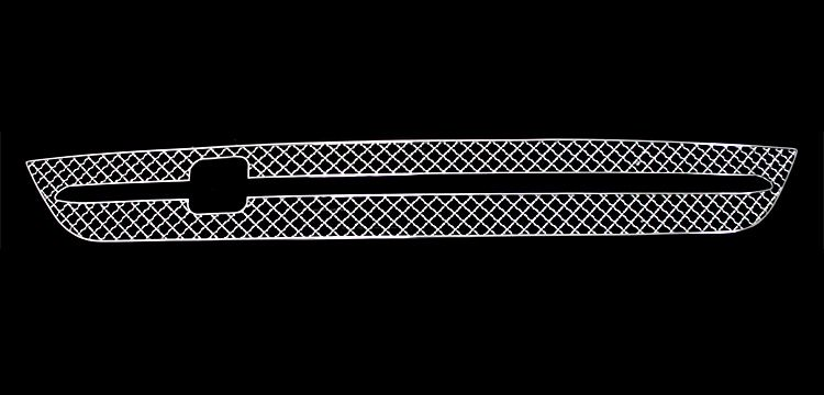 Infiniti M37  2011-2012 Chrome Main Upper X Mesh Grille