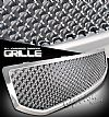 2008 Dodge Caliber  One Piece Chrome Mesh Grill