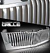 2003 Cadillac Escalade  Vertical Style Chrome Grill