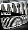 2007 GMC Sierra  Vertical Style Chrome Grill