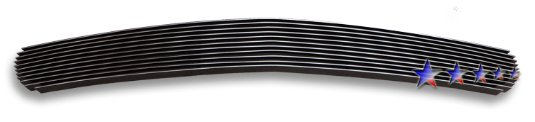 Pontiac Gto  2004-2006 Polished Lower Bumper Aluminum Billet Grille