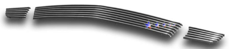 Pontiac Vibe  2005-2006 Polished Lower Bumper Aluminum Billet Grille