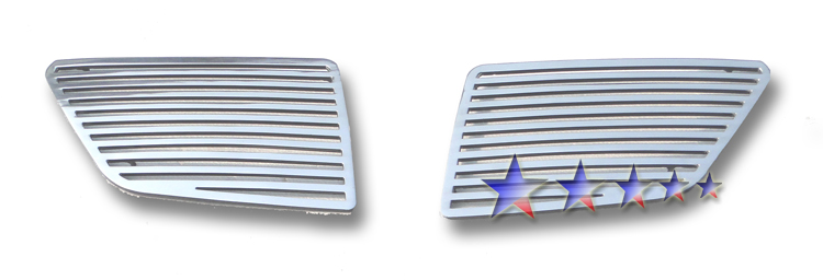 Pontiac G8  2008-2009 Polished Main Upper Perimeter Grille