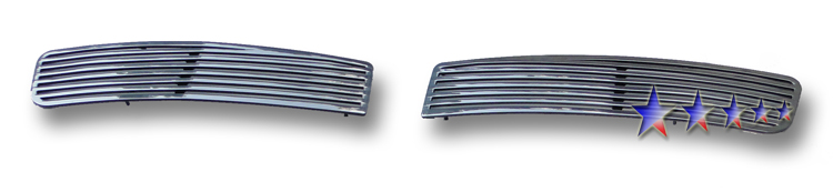 Pontiac G8  2008-2009 Polished Lower Bumper Perimeter Grille