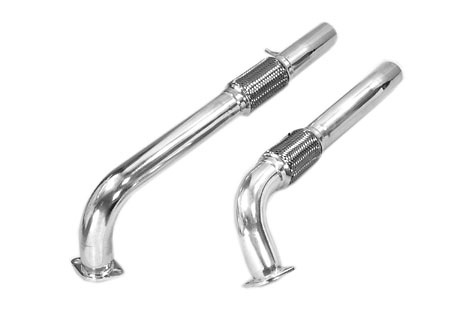 Mitsubishi Eclipse Turbo AWD 89-94 Pacesetter Off Road Downpipe