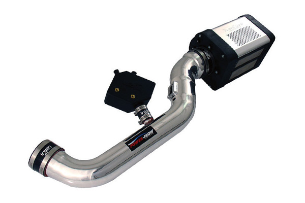 Nissan Frontier 2005-2011  4.0l V6 - Injen Power-Flow Air Intake - Polished
