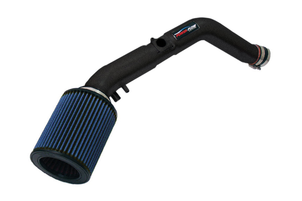 Toyota Tacoma 1997-1999  4 Cyl. - Injen Power-Flow Air Intake - Wrinkle Black